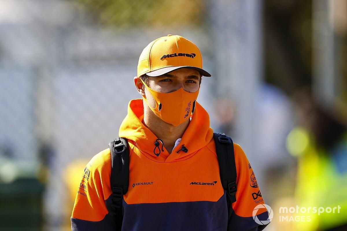 """Norris nem sajnálja Leclerc-t: """"Miért kellene?"""""""