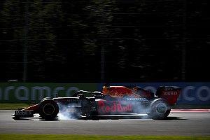 """Verstappen: """"Bizim için harika bir gün değil"""""""