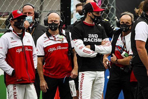 SZAVAZÁS: Jól döntött az Alfa Romeo Giovinazzi megtartásával?