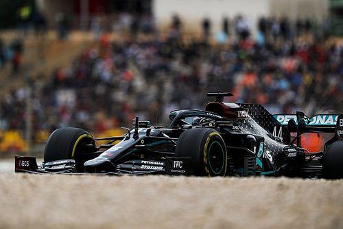 GP du Portugal : les meilleurs tours en course