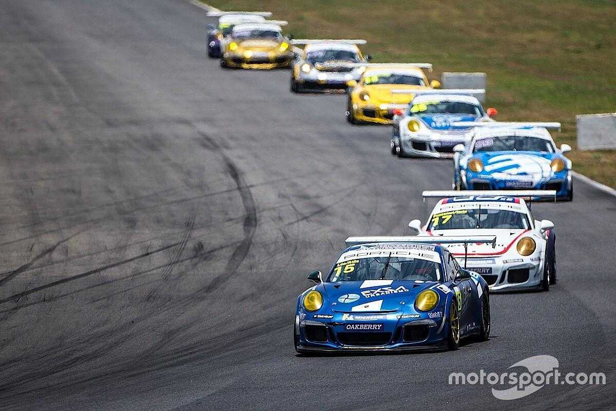 AO VIVO: Veja as corridas que definem os campeões da Porsche Cup Sprint