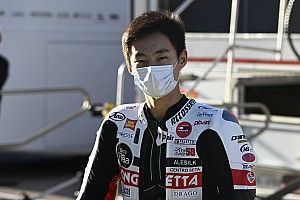 Moto3: Tatsuki Suzuki positivo al COVID-19