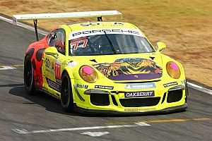 Porsche Cup: Entenda como mascote do Iron Maiden foi parar no carro do piloto Chico Horta