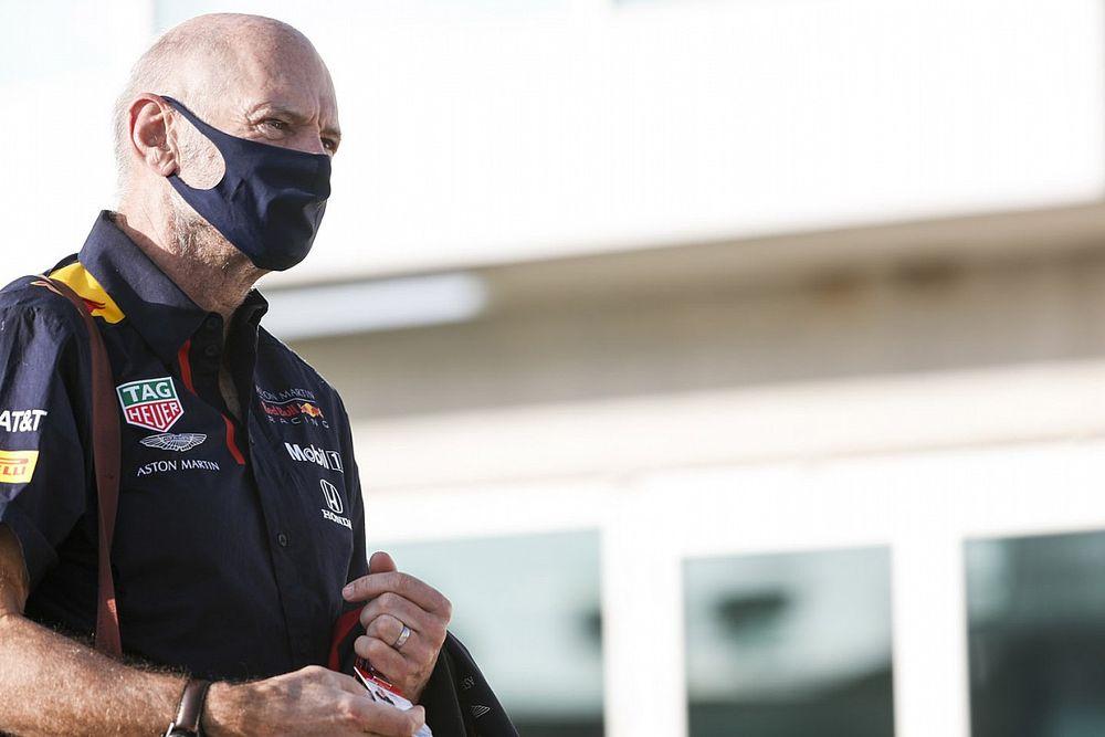 Newey: ''Red Bull lobi çalışmalarıyla karşı karşıya''