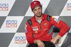 """Dovizioso remplaçant de Márquez? """"Tout le monde va trop vite"""""""