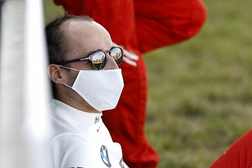 Williams struggles haven't put Kubica off idea of racing again