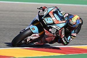 Moto2, Valencia, FP1: Speed Up OK con Navarro e Diggia. Marini 2°