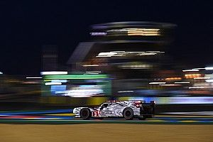 Le Mans 24h: Rebellion tops curtailed third practice