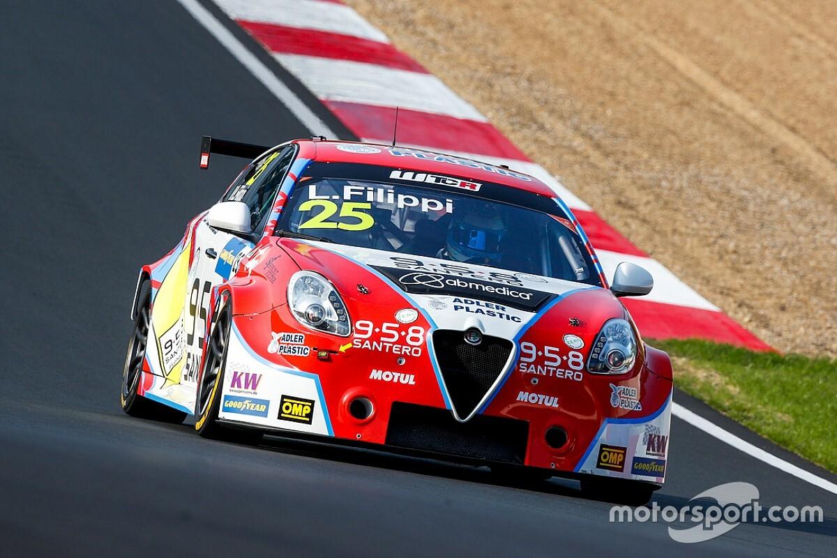 WTCR: ad Aragón torna in azione Filippi con l'Alfa Romeo