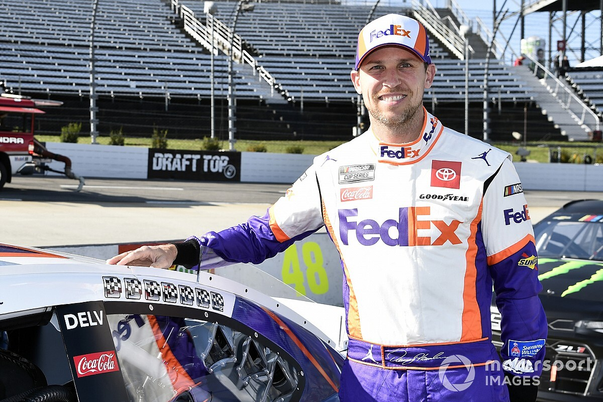 Hamlin on balancing his role as a driver and new team owner