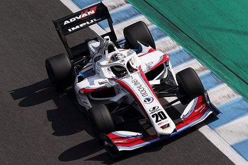 Motegi Super Formula: Hirakawa sets pace in practice