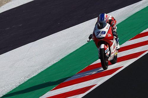 Moto3, Misano: prima pole position per Ogura