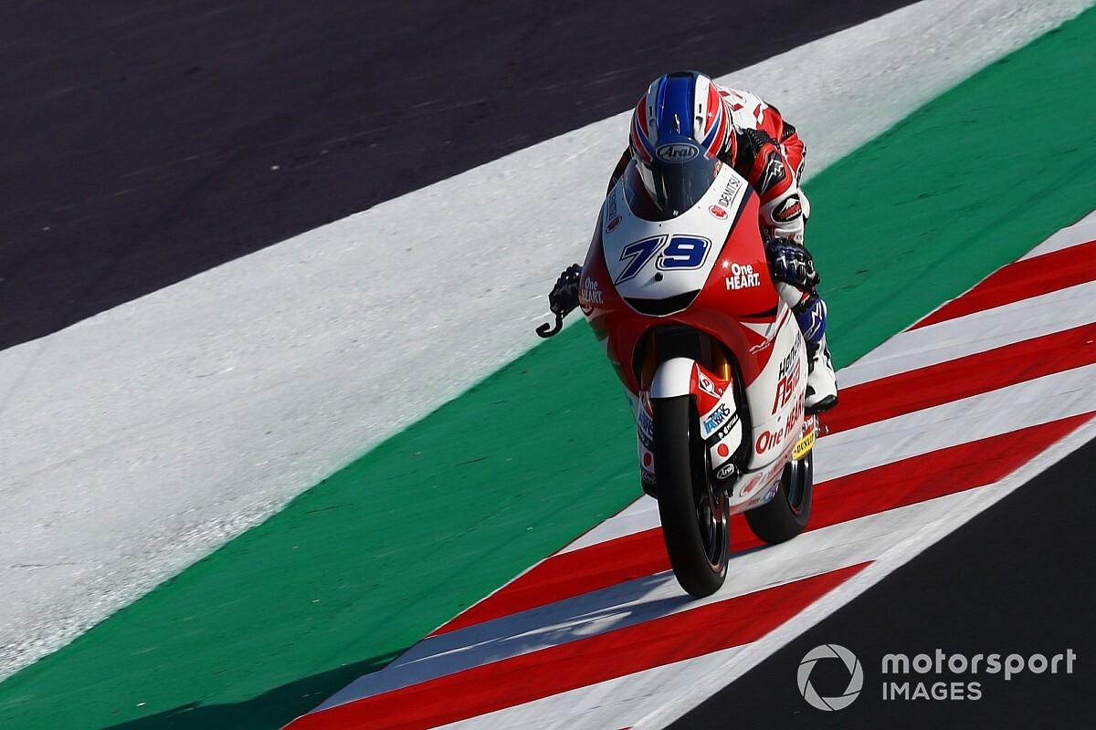 Moto3-Qualifiyng Misano: Erste Pole-Position für Ai Ogura