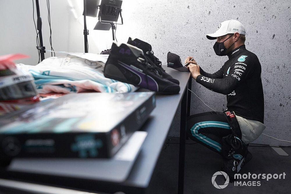 PLACAR F1: Bottas reduz vantagem de Hamilton na disputa interna após pole na Alemanha