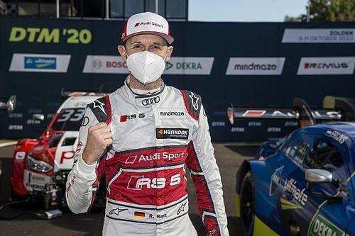 Végleg az Audi Formula E-csapatához szerződött a DTM kétszeres bajnoka