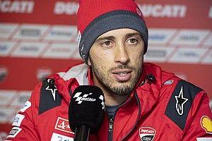 """Dovizioso prêt à rejoindre un """"constructeur important"""" comme essayeur"""
