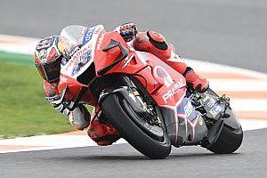MotoGPヨーロッパFP2:ハーフウエットの難コンディション、ミラーまたも首位。中上4番手