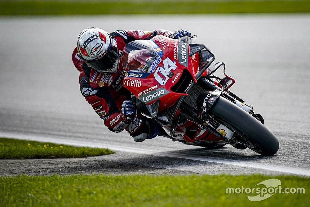 Dovizioso: Ducati title situation 'not under control'