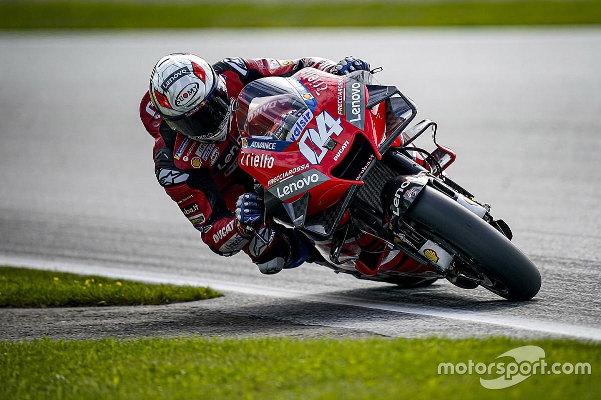 """Dovizioso: """"Ducati'nin şampiyonluk mücadelesi kontrol altında değil"""""""