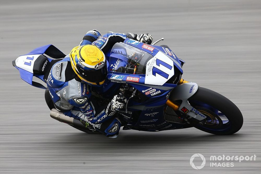 Supersport, Magny-Cours: Smith comanda le libere