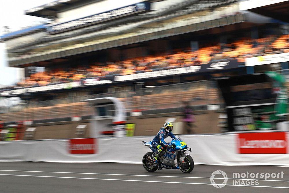 """MotoGP: Após fim de semana complicado em Le Mans, Mir afirma que """"uma corrida ruim é permitida"""""""
