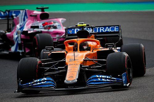Norris'in Eifel GP'de yaşadığı sorun, Spa'daki sorunun tekrarıymış
