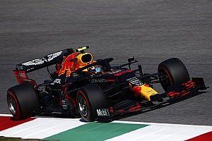 """Eerste F1-podium Albon: """"Heeft even geduurd, maar dit is prachtig"""""""