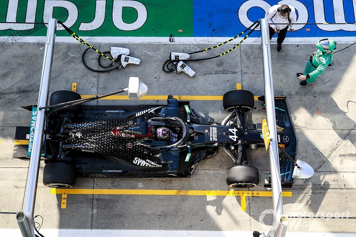 Mercedes réagit pour éviter toute nouvelle erreur dans les stands