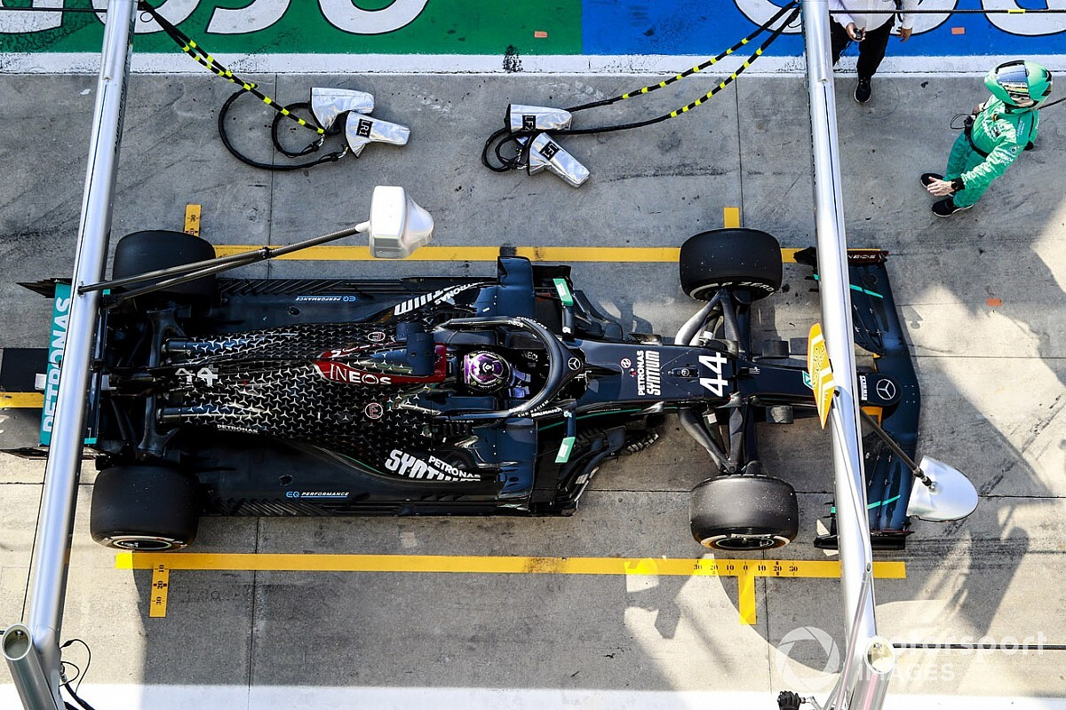 FIA reveals Hamilton exchange over Monza pitlane penalty