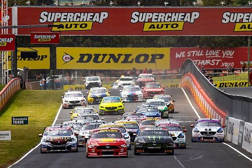 Supercars Pangkas Jarak SuperSprint di Sandown