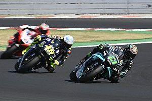Dans chaque situation, Morbidelli se demande ce que ferait Rossi