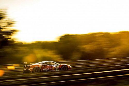 """La odisea de Molina en Le Mans: """"Pensamos en acabar marcha atrás"""""""