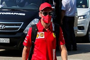 """Vettel: """"Yeni güncellemeler istediğimiz zamanı getirmeyecek"""""""