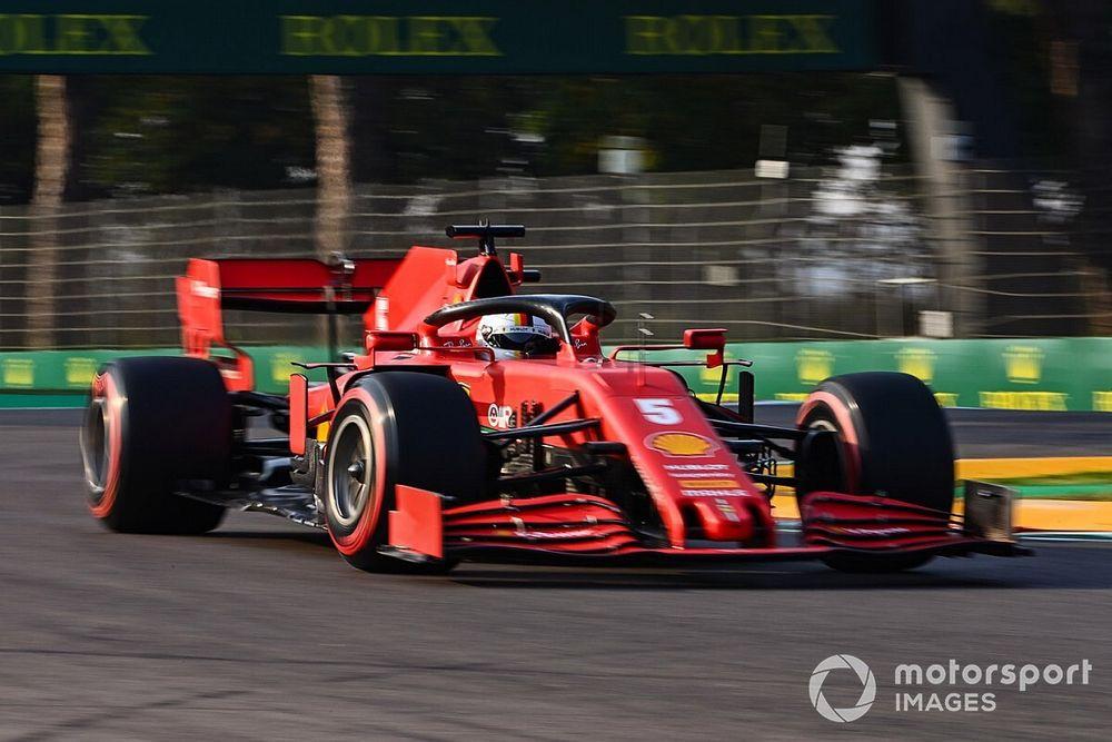 """Vettel: """"Peccato il pit, non era il risultato che meritavamo"""""""