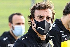 Alonso, yeniden hızlanmasının birkaç yarış süreceğini kabul etti