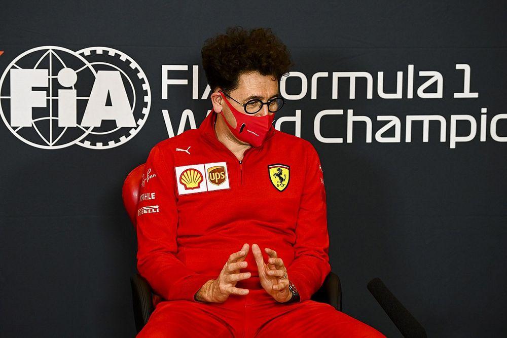 Бинотто: Мое время в Ferrari не бесконечно