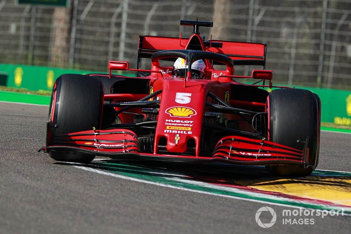 Vettel szívesen visszatérne idén Imolába versenyezni