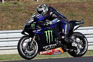 Viñales lidera la FP1 del GP de Aragón de MotoGP