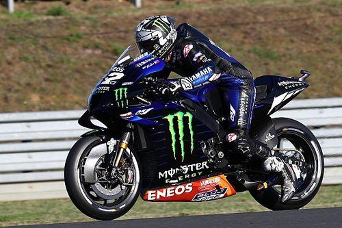 Aragon MotoGP: İlk antrenmanda Vinales lider, Yamaha 1-2-3!