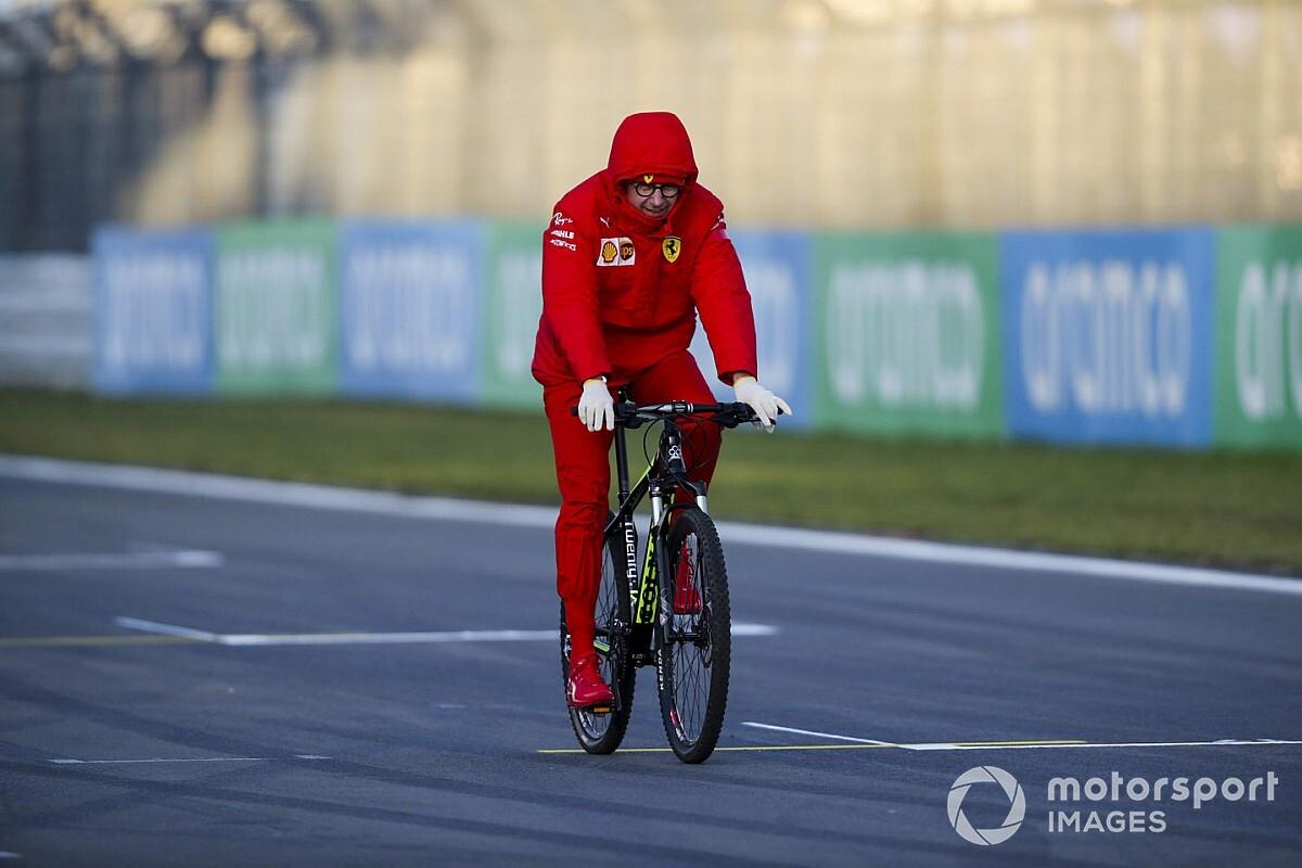 Binotto, Türkiye Grand Prix'sine gelmeyecek