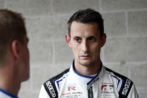 Jarvis joins Ginetta LMP1 squad for Silverstone