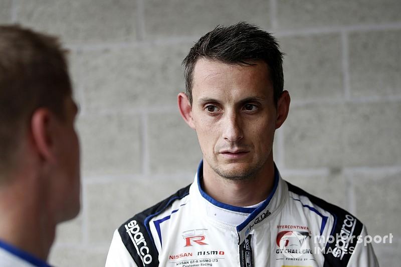 Jarvis se une a Ginetta LMP1 para Silverstone