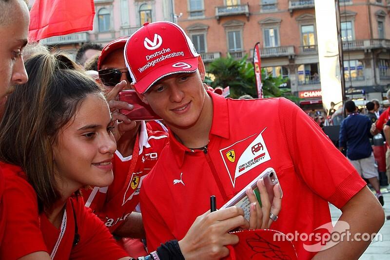 Egyre többen figyelik Mick Schumachert a Forma-1-ben