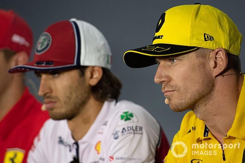 Hülkenberg az Alfa Romeóval tárgyalhat: Räikkönen új csapattársat kap?