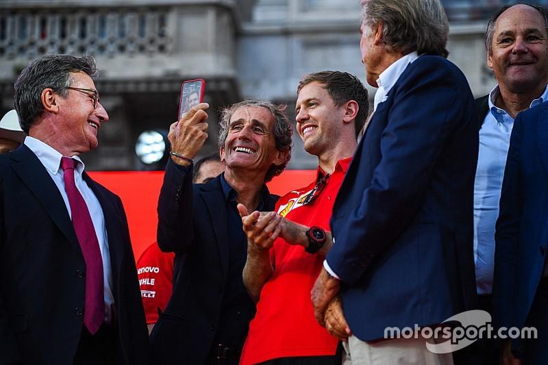 Prost szerint a Ferrari nem veszítheti el Vettelt