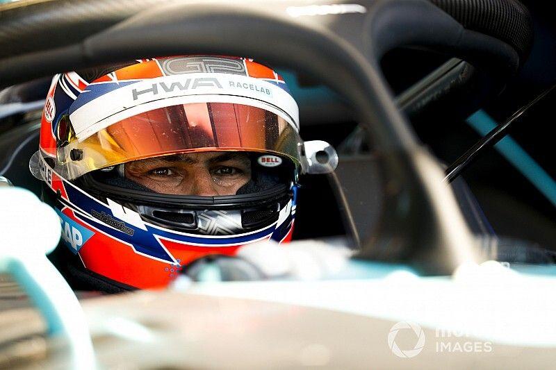 Paffett devient pilote de réserve et conseiller de Mercedes