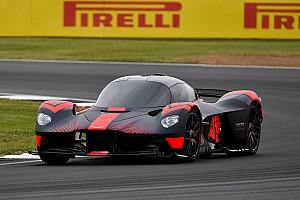 Aston Martin planche sur quatre Valkyrie en WEC et au Mans