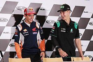 """Marquez: """"Quartararo mostra il vero potenziale della Yamaha"""""""