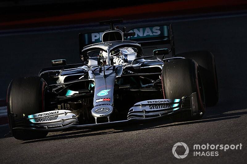 F1ロシアGP決勝:フェラーリ、速さを活かせず。ハミルトンが逆転優勝