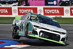 """With """"goal accomplished,"""" William Byron looks for more at Dover"""